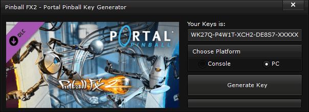 pinball fx2 portal pinball key generator free activation code 2015 Pinball FX2 – Portal Pinball Key Generator – FREE Activation Code 2015