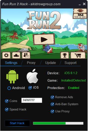 Fun Run 2 Hack