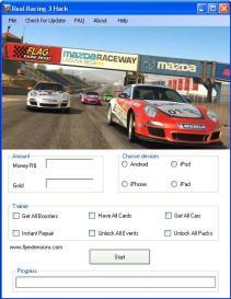 real racing 3 hack download Real Racing 3 Hack Download