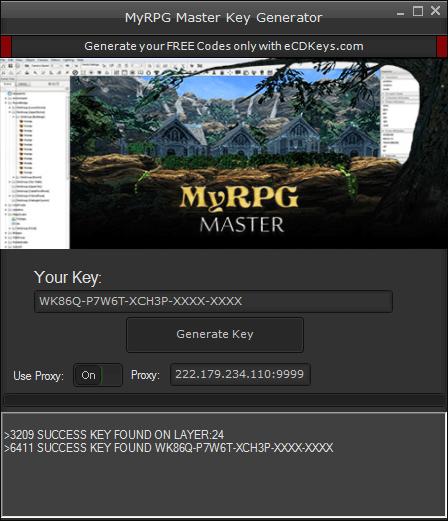 MyRPG Master cd-key