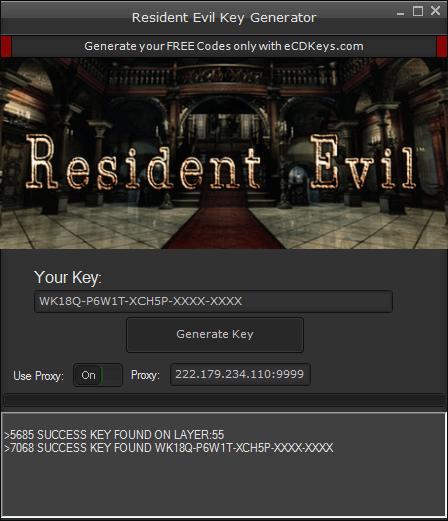 Resident Evil / biohazard HD REMASTER cd-key