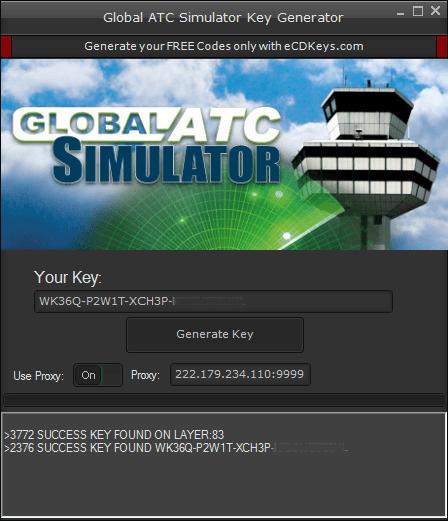 Global ATC Simulator cd-key
