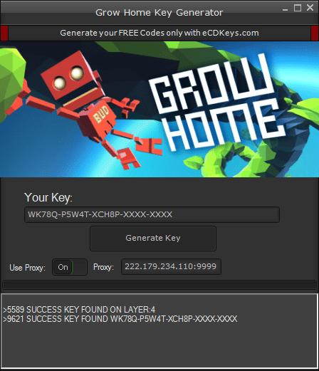Grow Home cd-key