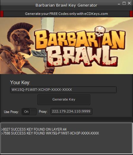 Barbarian Brawl cd-key