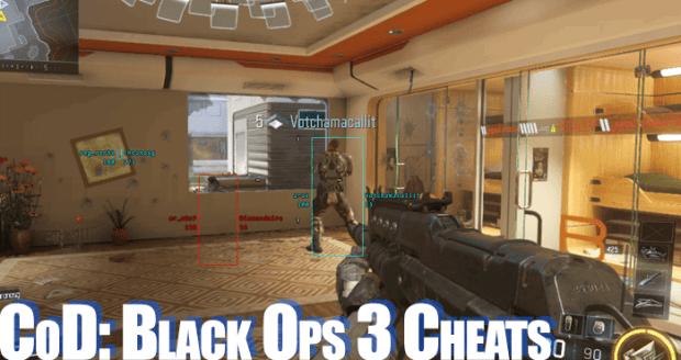 Call of Duty: Black Ops 3 Hacks