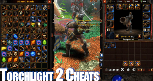 Torchlight 2 Cheats, Hacks