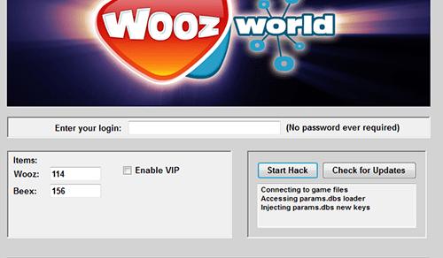 Woozworld Hack