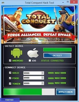 Total Conquest Hack
