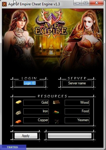 Age of Empires Online Hack