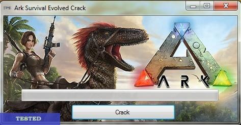 ARK: SURVIVAL EVOLVED CRACK