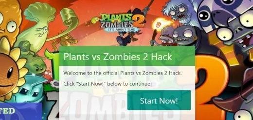 Plants vs Zombies 2 Gems