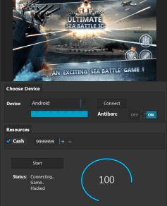Sea Battle Warships 3D Hack