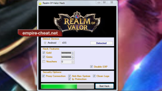 Realm of Valor Hack Cheat