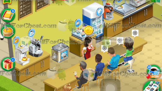 My Cafe Recipes and Stories Hack v0.94 – Android APK, iOS IPA Cheats (All Versions)