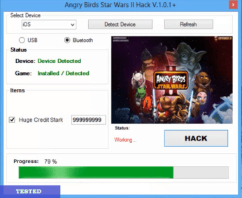 Angry Birds Star Wars 2 Hack