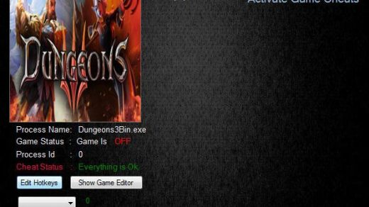 DUNGEONS 3 TRAINER Game