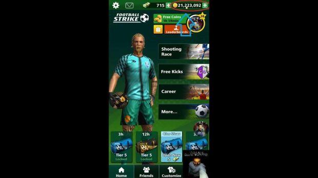 Imagini pentru Football Strike Hack