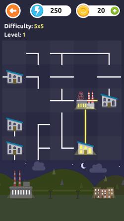 Powerline - Logic Puzzles APK Mod