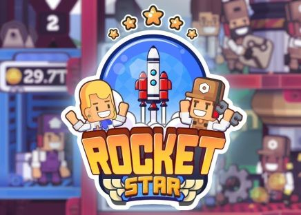 Rocket Star - Idle Space Factory Tycoon Games APK Mod