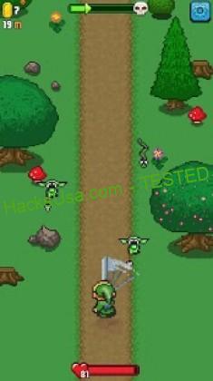 Dash Quest Apk Mod