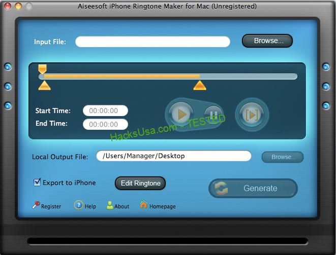 Aiseesoft iPhone Ringtone Maker Patch