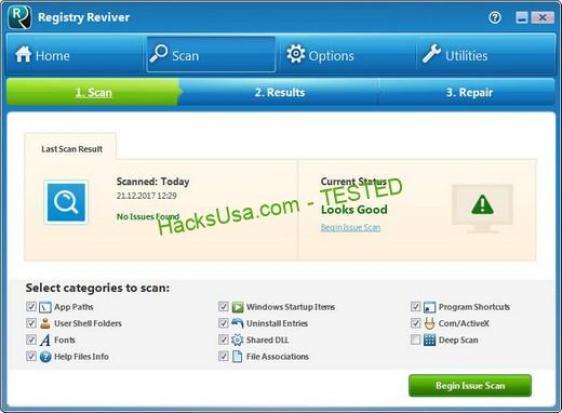 ReviverSoft Registry Reviver License Key