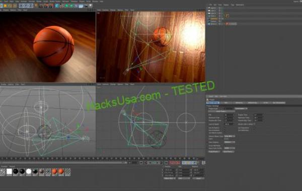 Maxon CINEMA 4D Studio R21.20 MAC
