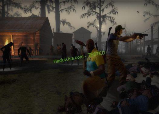 Left 4 Dead 2 apk mod graphics