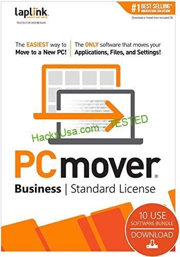 PCmover Business Crack Free v11.1
