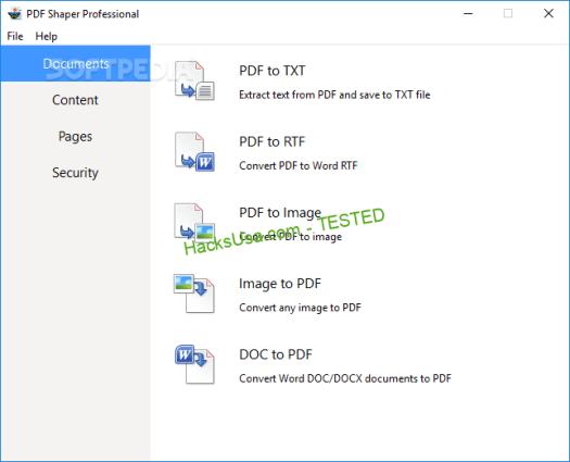 PDF Shaper Professional Key v10.0 2