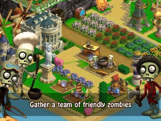 Zombie Castaways MOD APK 3