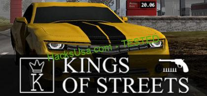 Kings Of Streets Trainer +5 Infinite Health (Steam)