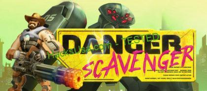 Danger Scavenger Trainer +8