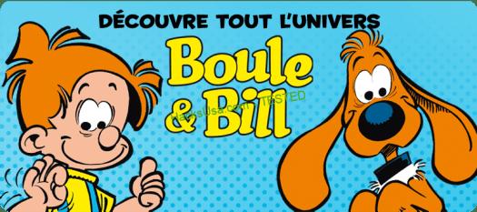 Boule & Bill – Le Jeu Hack
