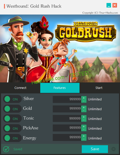 WestBound Gold Rush Hack Unlimited Gold, Unlimited Silver*