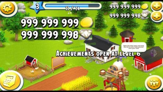 How to get unlimited Diamonds and Coins! (Hay Day - Choose your ...