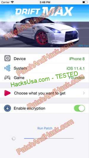 Drift Max Hack - patch and cheats for Money and other stuff on Anroid and iOS