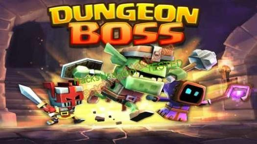 Dungeon Boss Patch and Cheats crystals, damage