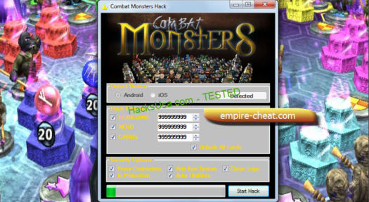 Combat Monsters Hack Rubicoin Add Unlimited Mojo