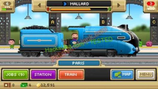 Pocket Trains Patch and Cheats money