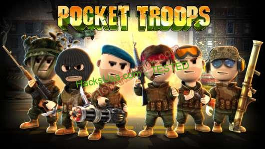 Pocket Troops Patch and Cheats money, coins