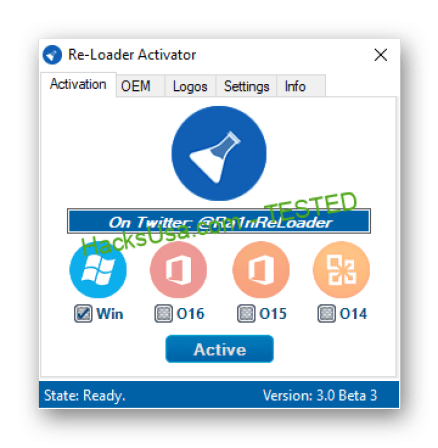 Re-Loader Windows And Office Activator Full