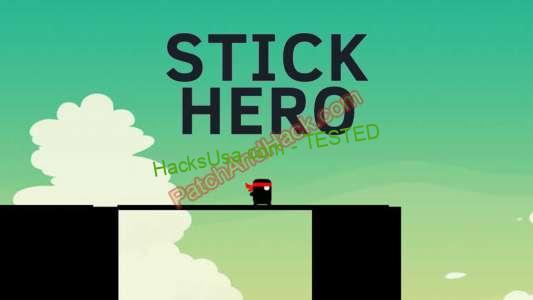 Stick Hero Patch and Cheats cherries