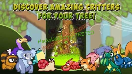 Tree World Patch and Cheats coins, money