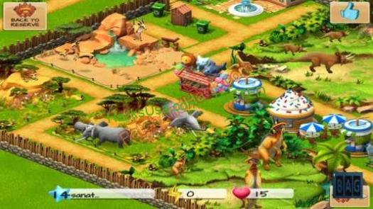 Wonder Zoo Patch and Cheats money, nuts