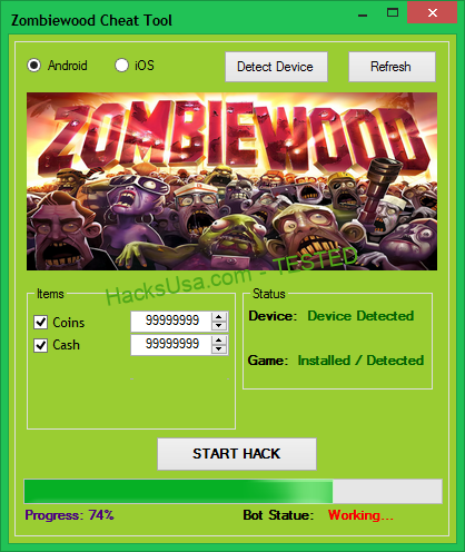 Zombiewood Hack Coins Add Unlimited Cash