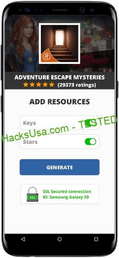 Adventure Escape Mysteries MOD APK Unlimited Keys Stars