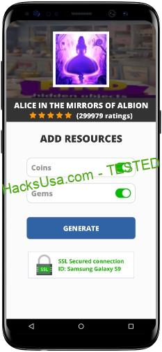 Alice In The Mirrors Of Albion MOD APK Unlimited Coins Gems