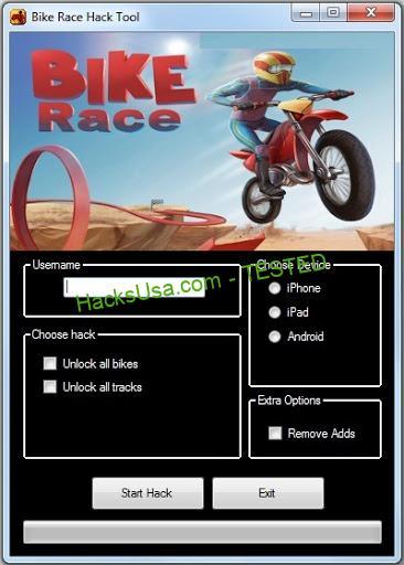 Bike Race Hack Unlock all bikes function