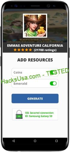 Emmas Adventure California MOD APK Screenshot